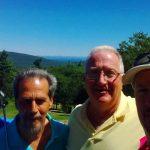 Tom Weissman, Mike Mclennan, Mark Melito and Rich Rache Aug 5 2013